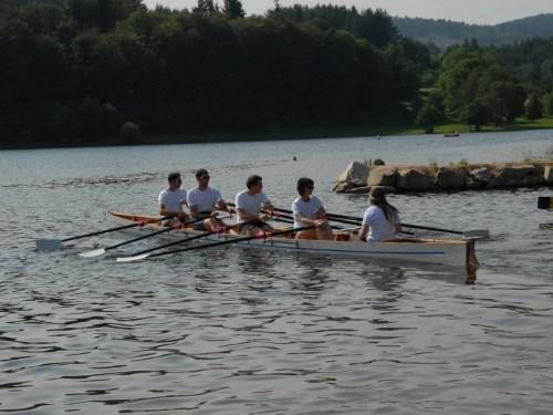 Lac de Séchemailles - Aviron