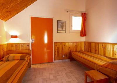 Iris vacances - Logement 2 places - Chambre