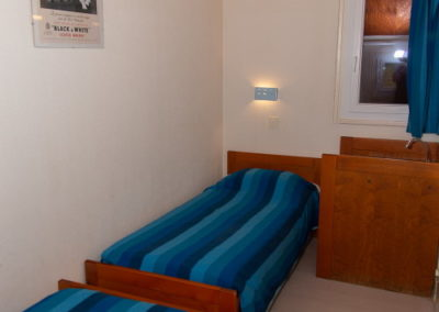 Chambre du haut 2 du logement 7 places