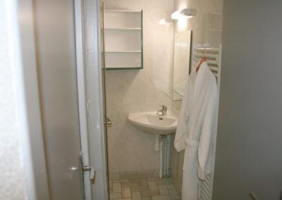 Logement 8 places - Salle de bain